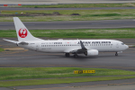 yabyanさんが、羽田空港で撮影した日本航空 737-846の航空フォト(写真)