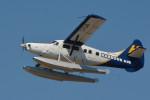 小弦さんが、バンクーバー国際空港で撮影したハーバー・エア・シープレーンズ DHC-3T Vazar Turbine Otterの航空フォト(写真)