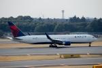 ハピネスさんが、成田国際空港で撮影したデルタ航空 767-332/ERの航空フォト(飛行機 写真・画像)