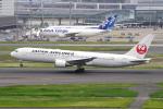 yabyanさんが、羽田空港で撮影した日本航空 767-346/ERの航空フォト(飛行機 写真・画像)