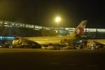 とらとらさんが、ドーハ・ハマド国際空港で撮影したカタール航空 A340-642Xの航空フォト(飛行機 写真・画像)