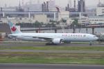 yabyanさんが、羽田空港で撮影したエア・カナダ 777-333/ERの航空フォト(写真)