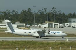 とらとらさんが、フランシスコ・サ・カルネイロ空港で撮影したエア・ヨーロッパ・エクスプレス ATR-72-500 (ATR-72-212A)の航空フォト(飛行機 写真・画像)