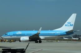とらとらさんが、フランシスコ・サ・カルネイロ空港で撮影したKLMオランダ航空 737-7K2の航空フォト(飛行機 写真・画像)