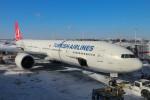 Digital Hanedaさんが、ジョン・F・ケネディ国際空港で撮影したターキッシュ・エアラインズ 777-3F2/ERの航空フォト(写真)