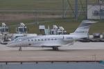 たろりんさんが、仙台空港で撮影したガルフストリーム・エアロスペース Gulfstream G280の航空フォト(写真)
