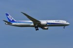 islandsさんが、成田国際空港で撮影した全日空 787-9の航空フォト(写真)