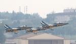 Seiiさんが、烏山空軍基地で撮影した大韓民国空軍 T-50 Golden Eagleの航空フォト(写真)