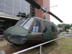 ユターさんが、朝霞駐屯地で撮影した陸上自衛隊 UH-1Hの航空フォト(写真)