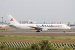 yoshi_350さんが、成田国際空港で撮影したジェット・アジア・エアウェイズ 767-336/ERの航空フォト(写真)