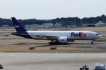 ハピネスさんが、成田国際空港で撮影したフェデックス・エクスプレス 777-FS2の航空フォト(飛行機 写真・画像)