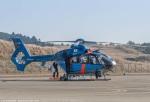 RZ Makiseさんが、種子島空港で撮影した宮崎県警察 EC135T2+の航空フォト(写真)