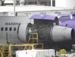 やーまんさんが、ダニエル・K・イノウエ国際空港で撮影したハワイアン航空 717-22Aの航空フォト(飛行機 写真・画像)