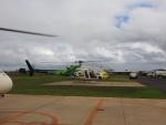 やーまんさんが、リフエ空港で撮影したSAFARI HELICOPTERSの航空フォト(写真)