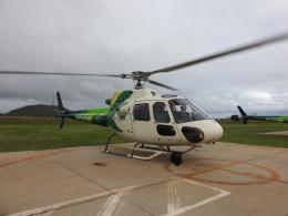 やーまんさんが、リフエ空港で撮影したSAFARI HELICOPTERSの航空フォト(飛行機 写真・画像)