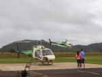 やーまんさんが、リフエ空港で撮影したSAFARI HERICOPTERSの航空フォト(写真)
