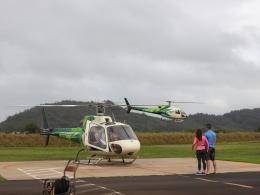 やーまんさんが、リフエ空港で撮影したSAFARI HERICOPTERSの航空フォト(飛行機 写真・画像)