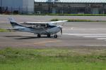調布飛行場 - Chofu Airport [RJTF]rjtfで撮影された共立航空撮影 - Kyoritsu airの航空機写真