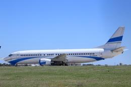 ぽっぽさんが、マルタ国際空港で撮影したカーゴ・エア 737-46Jの航空フォト(飛行機 写真・画像)
