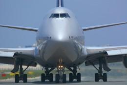 HISAHIさんが、福岡空港で撮影したチャイナエアライン 747-409の航空フォト(写真)