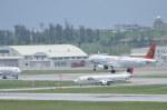 南国の防人さんが、那覇空港で撮影したトランスアジア航空 A321-131の航空フォト(写真)