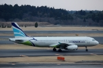 ハピネスさんが、成田国際空港で撮影したエアプサン A320-232の航空フォト(飛行機 写真・画像)
