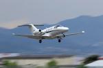 Nao0407さんが、松本空港で撮影したグラフィック 525A Citation CJ1の航空フォト(写真)