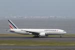 ATOMさんが、羽田空港で撮影したエールフランス航空 777-228/ERの航空フォト(写真)
