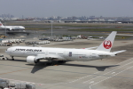 ATOMさんが、羽田空港で撮影した日本航空 777-346/ERの航空フォト(写真)