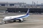 ATOMさんが、羽田空港で撮影した全日空 777-381/ERの航空フォト(写真)