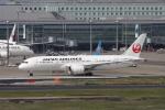 ATOMさんが、羽田空港で撮影した日本航空 787-8 Dreamlinerの航空フォト(写真)