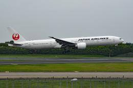 tsubasa0624さんが、成田国際空港で撮影した日本航空 777-346/ERの航空フォト(飛行機 写真・画像)