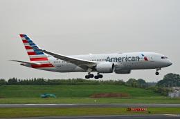 tsubasa0624さんが、成田国際空港で撮影したアメリカン航空 787-8 Dreamlinerの航空フォト(写真)
