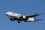 imosaさんが、成田国際空港で撮影したパキスタン国際航空 777-240/ERの航空フォト(写真)