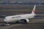 JA8037さんが、羽田空港で撮影した日本航空 777-346/ERの航空フォト(写真)