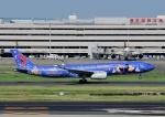 じーく。さんが、羽田空港で撮影した中国東方航空 A330-343Xの航空フォト(写真)