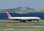 じーく。さんが、羽田空港で撮影したブリティッシュ・エアウェイズ 777-36N/ERの航空フォト(写真)