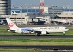 じーく。さんが、羽田空港で撮影した日本航空 767-346/ERの航空フォト(写真)