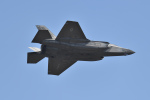 ばとさんが、岩国空港で撮影したアメリカ海兵隊 F-35B Lightning IIの航空フォト(写真)