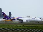 bluesky05さんが、成田国際空港で撮影したタイ国際航空 A350-941XWBの航空フォト(写真)