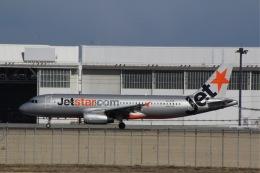 yoshi_350さんが、成田国際空港で撮影したジェットスター A320-232の航空フォト(飛行機 写真・画像)