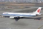 羽田空港 - Tokyo International Airport [HND/RJTT]で撮影された中国国際航空 - Air China [CA/CCA]の航空機写真