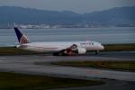 GRX135さんが、関西国際空港で撮影したユナイテッド航空 787-9の航空フォト(写真)