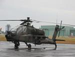 ランチパッドさんが、浜松基地で撮影した陸上自衛隊 AH-64Dの航空フォト(写真)