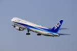 wish-blueさんが、高知空港で撮影した全日空 767-381/ERの航空フォト(写真)