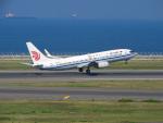 おっつんさんが、中部国際空港で撮影した中国国際航空 737-89Lの航空フォト(飛行機 写真・画像)