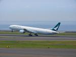 おっつんさんが、中部国際空港で撮影したキャセイパシフィック航空 777-367の航空フォト(写真)
