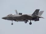 ゆう改めてさんが、岩国空港で撮影したアメリカ海兵隊 F-35B Lightning IIの航空フォト(写真)