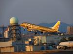 おっつんさんが、名古屋飛行場で撮影したフジドリームエアラインズ ERJ-170-200 (ERJ-175STD)の航空フォト(飛行機 写真・画像)