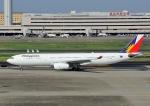 じーく。さんが、羽田空港で撮影したフィリピン航空 A330-343Xの航空フォト(写真)